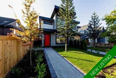 Central Lonsdale Duplex for sale:  5 bedroom 2,697 sq.ft. (Listed 2018-11-29)