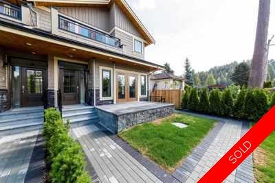 Central Lonsdale Duplex for sale:   2,576 sq.ft. (Listed 2019-01-17)