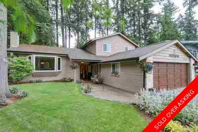 Blueridge-North Vancouver Family Home for sale: 4 bedroom 1,982 sq.ft. (Listed 2017-07-02)