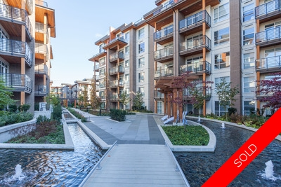 University Vancouver West Apartment for sale: Sail by Adera 2 bedroom 824 sq.ft. (Listed 2015-11-06)