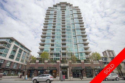 North Vancouver Lower Lonsdale Condo for sale: 2 bedroom 952 s/f