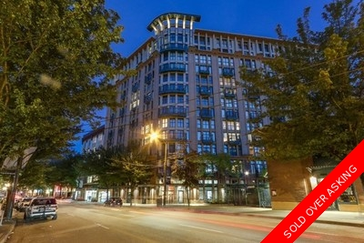 Downtown VE Condo for sale:  1 bedroom 579 sq.ft. (Listed 2017-06-07)